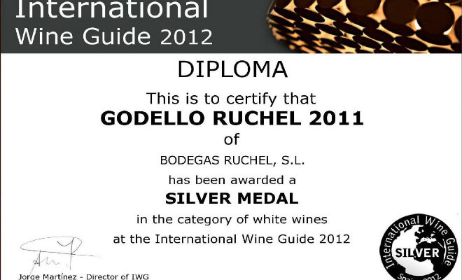 GUIA INTERNACIONAL DEL VINO 2012
